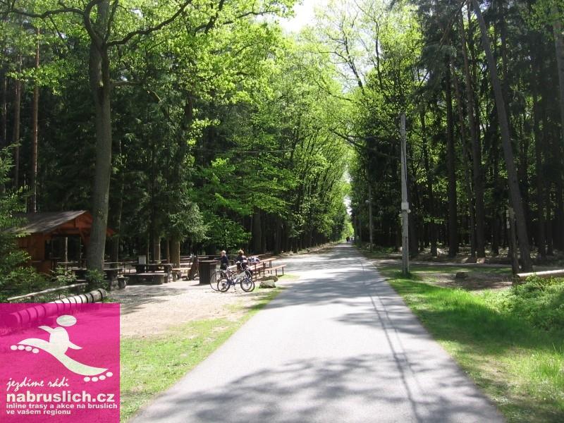 Inline trasa Hradečnice