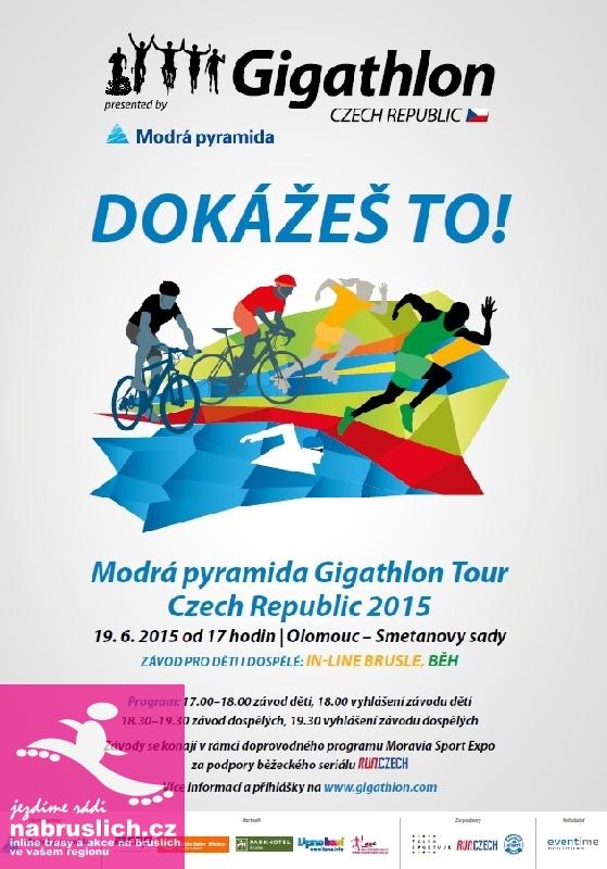 Gigathlon 2015 Olomouc