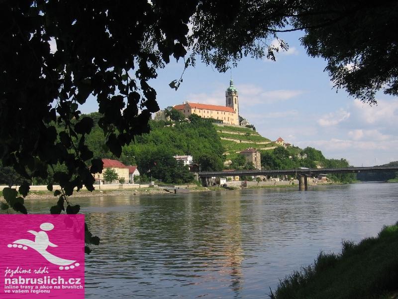 Inline trasa Mělník - Horní Počaply