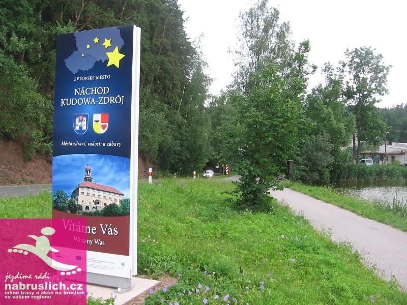 Inline stezka Náchod - Dolní Radechová